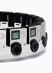 IMAX вместе с Google создаст камеру виртуальной реальности