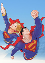 """В сериале """"Супергерл"""" появится Супермен"""