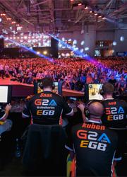 В Москве состоялся киберспортивный турнир Adrenaline Open Cyber Cup