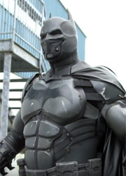 Создан полностью функциональный костюм Бэтмена