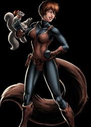 Девушка-Белка может стать главной героиней сериала Marvel
