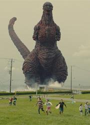 Новый фильм о Годзилле установил рекорд в Японии