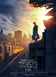 """Дэвид Йэтс снимет все пять частей """"Фантастических тварей"""""""