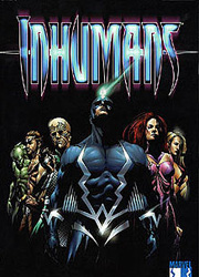 "Marvel и канал ABC снимут сериал ""The Inhumans"""