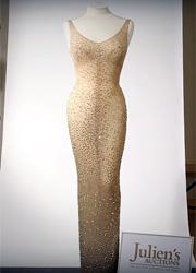 Платье Мэрилин Монро ушло с молотка за 4,8 миллиона долларов