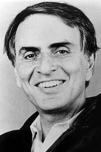 ���� ����� / Carl Sagan