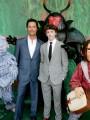 """Мэттью МакКонахи и Арт Паркинсон на премьере мультфильма """"Kубо. Легенда о самурае"""" в Лос-Анджелесе"""