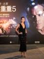 """Алисия Викандер на премьере фильма """"Джейсон Борн"""" в Китае"""