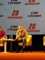 """Пресс-конференция создателей фильма """"28 панфиловцев"""""""