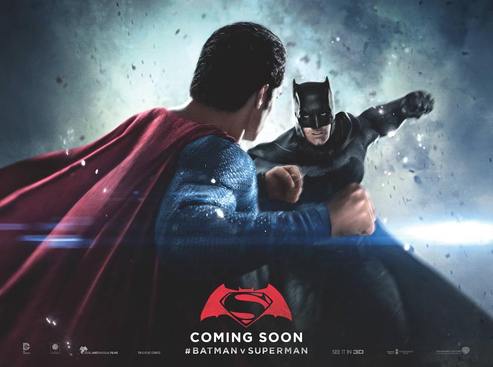 «Бэтмен Против Супермена: На Заре Справедливости» — 2016