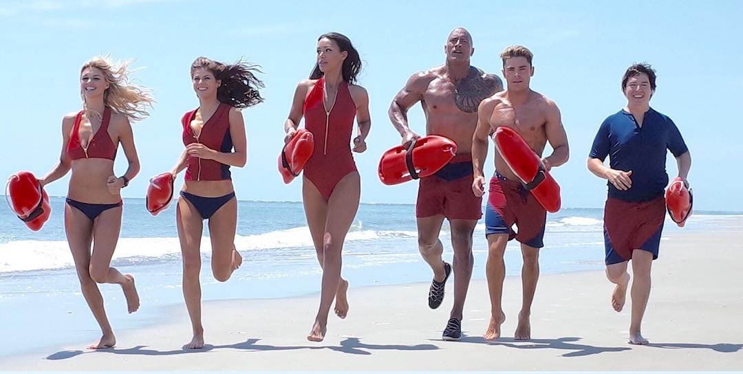 how to watch baywatch 2017