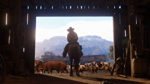 """������� ���� """"Red Dead Redemption 2"""""""