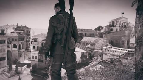 """Исторический трейлер игры """"Sniper Elite 4"""""""
