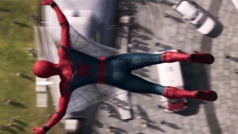 """Превью трейлера """"Человек-паук: Возвращение домой"""""""