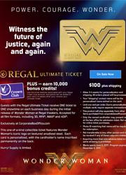 смотреть фильм Американская сеть кинотеатров выпустила 100-долларовые билеты на