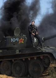 смотреть фильм Госкино Украины запретило сериал о советских танкистах