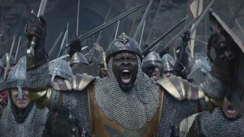 Смотреть фильм онлайн Меч короля Артура бесплатно