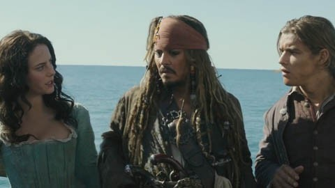 """Трейлер №2 фильма """"Пираты Карибского моря 5: Мертвецы не рассказывают сказки"""""""