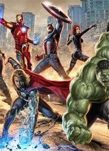 Все фильмы киновселенной Marvel выпустят в 4К