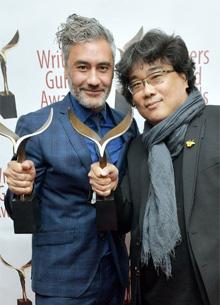 Тайка Вайтити и Пон Джун-хо получили главные премии за сценарии
