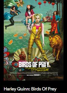 """Warner Bros. сменила название """"Хищных птиц"""" после слабого старта"""