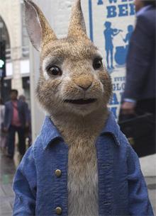 """Премьера фильма """"Кролик Питер 2"""" перенесена из-за коронавируса"""