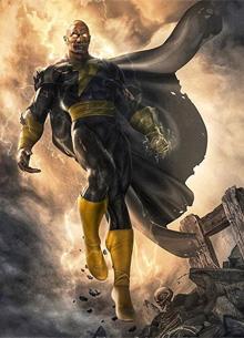 "Съемки ""Черного Адама"" по комиксам DC отложены"