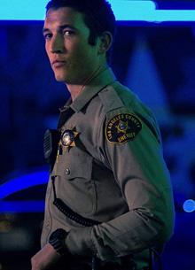 """Майлз Теллер заменит Арми Хаммера в сериале о создании """"Крестного отца"""""""