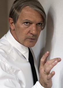 Антонио Бандерас снимется в итальянском сериале о серийном убийце