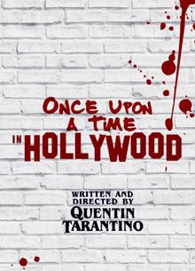 """Книга Квентина Тарантино """"Однажды в Голливуде"""" стала бестселлером"""