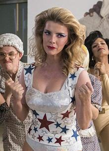 """Звезда """"Блеска"""" сыграет неудовлетворенную браком женщину в сериале Showtime"""
