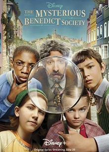 """Disney+ продлил """"Тайное общество мистера Бенедикта"""" на второй сезон"""