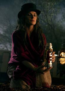 Ребекка Фергюсон сыграет главную роль в постапокалиптическом сериале