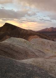 Памятные места мирового кинематографа. Долина Смерти