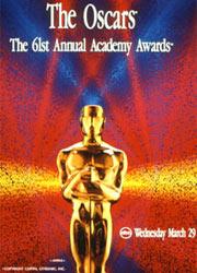 Премия Оскар 1989 номинанты и победители