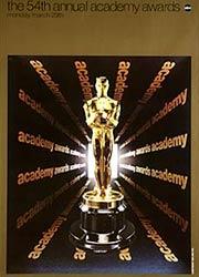 Премия Оскар 1982 номинанты и победители