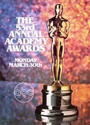 Премия Оскар 1981 номинанты и победители