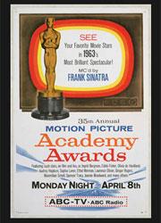 Премия Оскар 1963 номинанты и победители