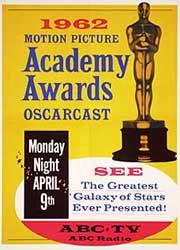 Премия Оскар 1962 номинанты и победители