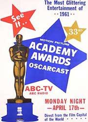 Премия Оскар 1961 номинанты и победители