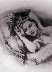Акварель натюрморт картины портрет
