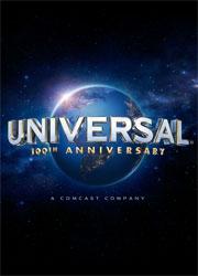 Кинокомпания Universal Pictures представила новый логотип, созданный к 100-летию компании...