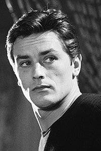 alain delon haircut