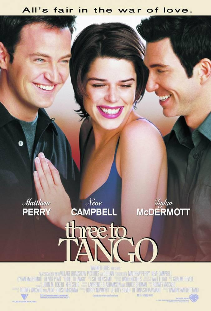 Фильм «Танго Втроем» — 1999