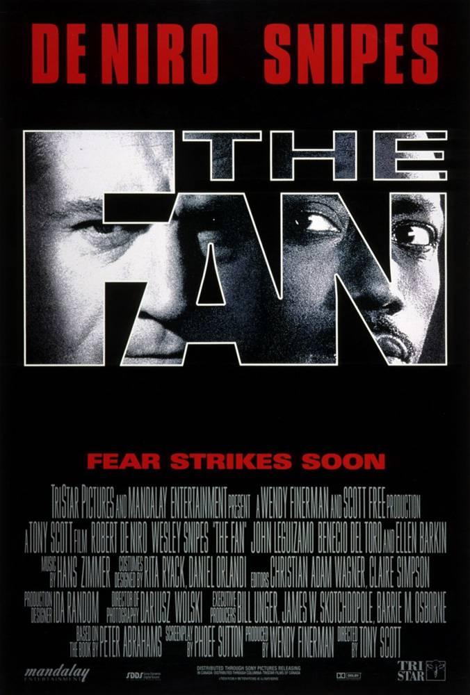 Фильм «Фанат» — 1996