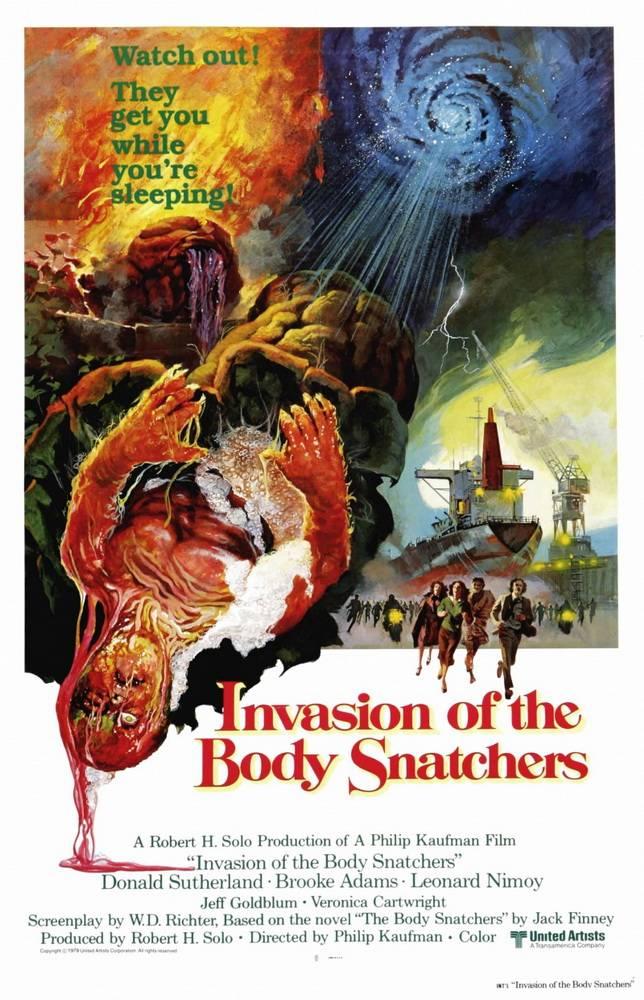 «Вторжение Похитителей Тел» / 1978
