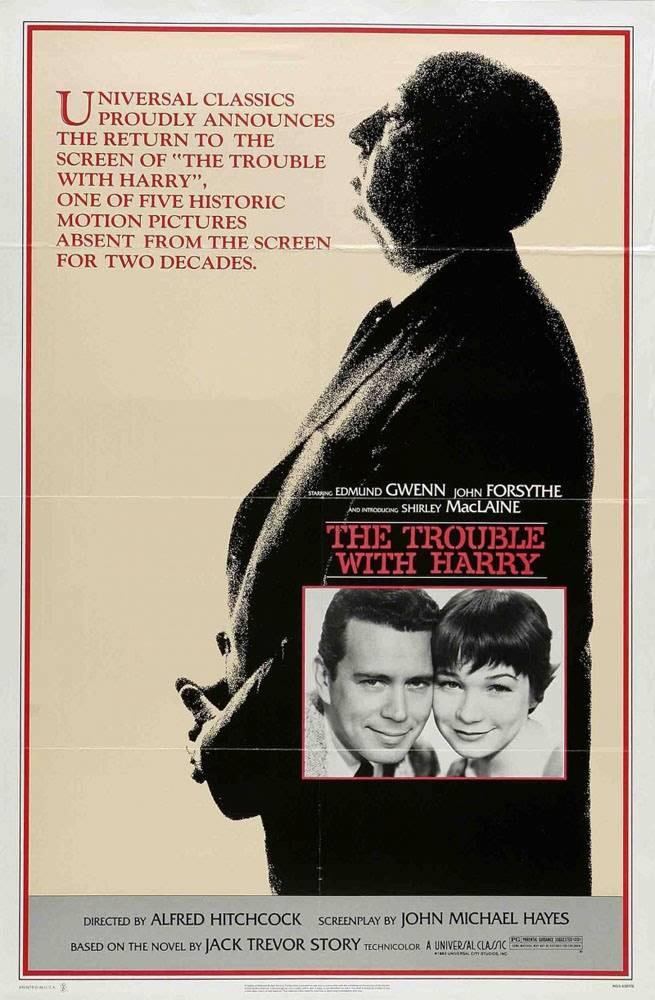 «Неприятности С Гарри» / 1954
