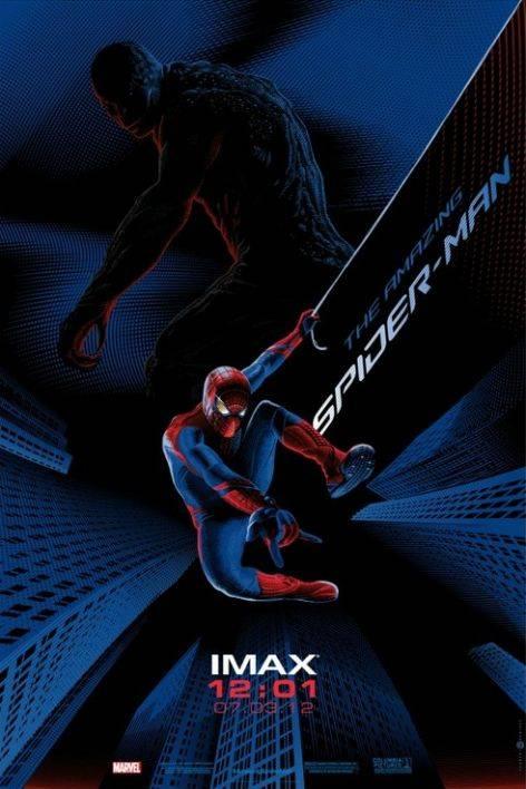 N30254 к фильму новый человек паук 2012