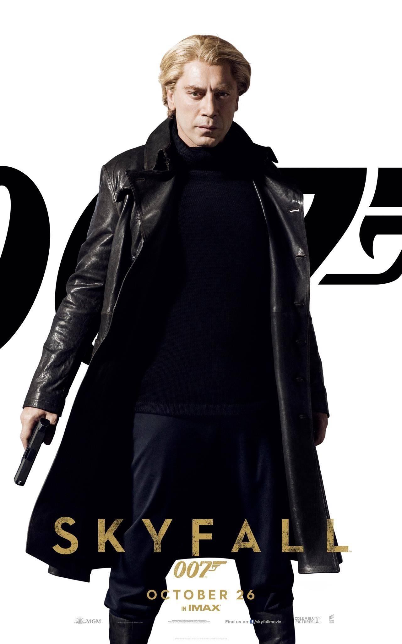 Постер N37512 к фильму 007: Координаты