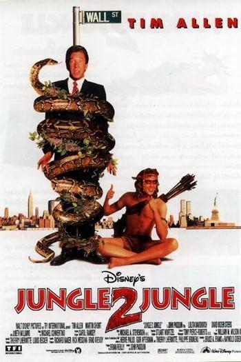 Фильму постер n41603 к фильму из джунглей